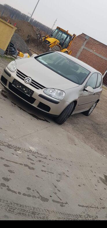 Volkswagen Golf V 1.4 l. 2004 | 217000 km