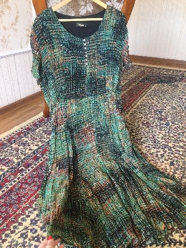 спортивные платья больших размеров в Кыргызстан: Красивое платье больших размеров, очень удобное