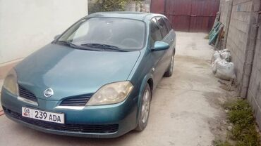 машина урал в Кыргызстан: Nissan Primera 2.2 л. 2002 | 24000 км