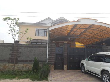 Продается 3-х этажный особняк в в Бишкек