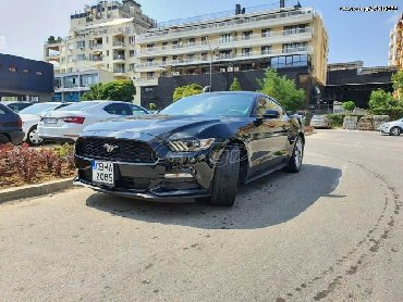 Ford Mustang 3.7 l. 2015 | 65000 km
