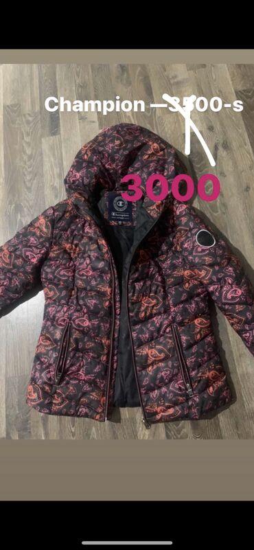 Nature zimska jakna - Srbija: Champion jaknica zimska pretopla-3000 S