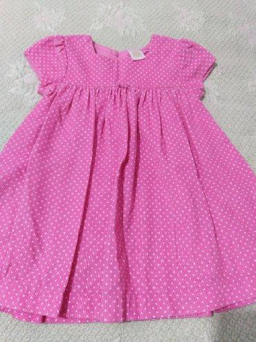 Вельветовое платье от Картерс. В отличном состоянии. На 1,5/2г. И