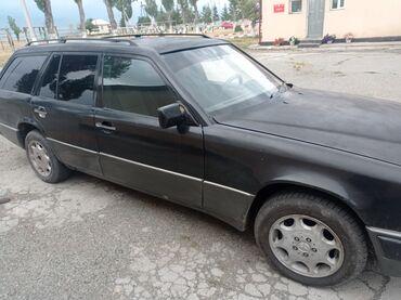 Транспорт - Григорьевка: Mercedes-Benz W124 2.3 л. 1991