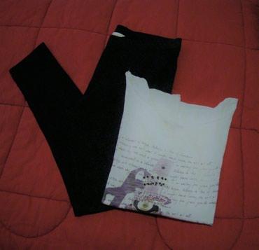Σετ κολάν Η+Μ και μπλούζα σε Kamatero