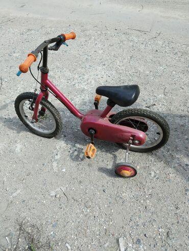 Продаю детский велосипед б/у в отличном состоянии 50$  Тел