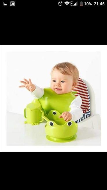 ✔4-delni komplet set za rucavanje za bebu - Kikinda