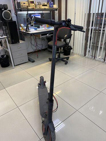 xiaomi m365 pro бишкек в Кыргызстан: Электросамокат Xiaomi Mijia Electric Scooter ProНовая