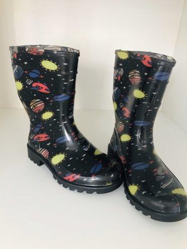 Новые резиновые ботинки турецкая фирма gülsoy качество супер размер 27