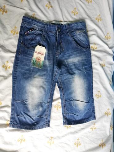 Bermude-sive-za-hladdane-sa-kaisem - Srbija: Bermude za dečake nisu nošene, visina 146, sa etiketom, 100% pamuk