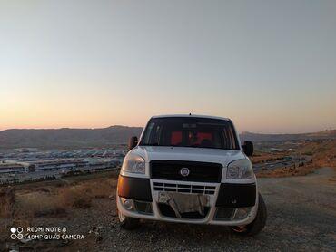 Fiat - Azərbaycan: Fiat Doblo 1.4 l. 2013 | 243370 km
