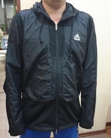 adidas мужская одежда в Кыргызстан: Мужские толстовки L