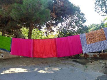 audi 80 18 mt - Azərbaycan: Qarabag yorganları yep yenidi ipey üzlükllerle 1 eded 80 azn