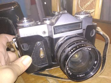 Продам советский фото аппарат зенит в Бишкек