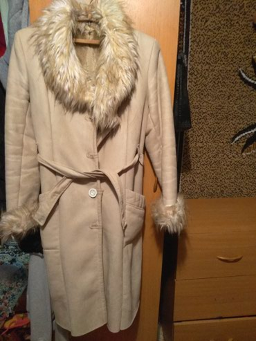 Пальто теплое! в Бишкек