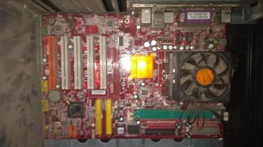 Maticna ploca | Srbija: Matična ploča potpuno ispravna uz nju ide procesor i hladnjak takođe