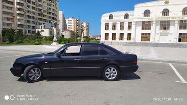 Mercedes-Benz Sumqayıtda: Mercedes-Benz E 290 2.9 l. 1998 | 368985 km