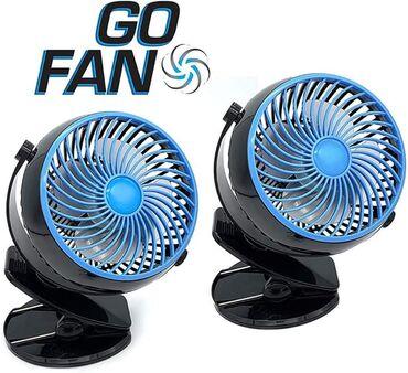 Ventilatori - Bela Palanka: Cena 1399din. Ventilator sa punjivom baterijom.Odličan izbor za ove