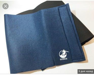 Пояс для похудения санекс ткань неопрен дышащий тел в Бишкек