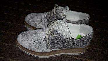 Exit cipele 37 veci kalup , gaziste 24 cm kao 38 broj. Nosene dva - Bor