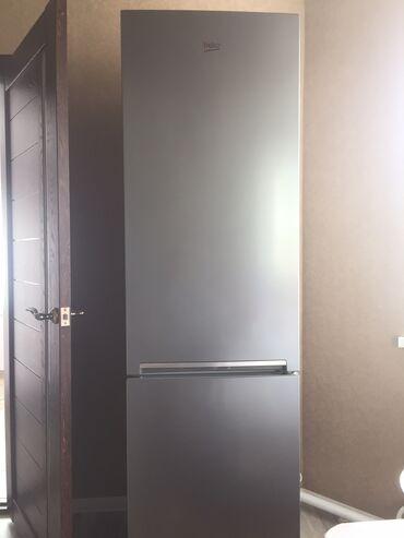 Электроника - Кант: Новый   Серебристый холодильник Beko