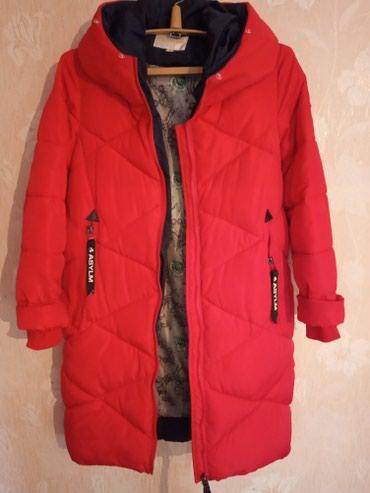 palto razmer 46 в Кыргызстан: Куртка новая-46-48р, очень хорошего качества