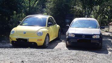volkswagen beetle a5 в Кыргызстан: Volkswagen New Beetle 2 л. 2000