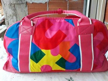 Torba sirina cm - Srbija: Nike torba,nije koriscena duzina 49 cm, sirina 18 cm