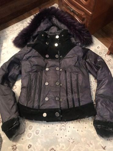 Куртка( пух) требует реставрации в Бишкек