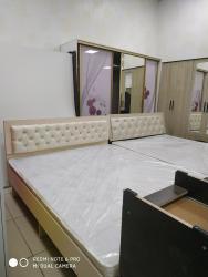Двуспальная кровать без матраса в Бишкек
