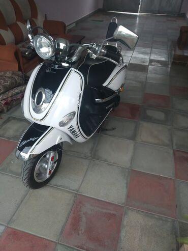 Yamaha qayiq motoru - Azərbaycan: 350 km yol surulub. Yenisinden ferqlenmir. Avtomat karopka