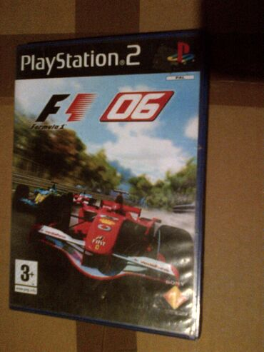 PS2 & PS1 (Sony PlayStation 2 & 1) | Srbija: F1 06 RETKOST=playStation 2=ispravne su testirane juce stigle iz