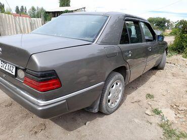Автомобили - Теплоключенка: Mercedes-Benz E 230 2.3 л. 1990