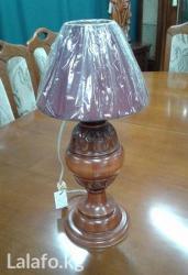 Настольная лампа Элизе производства в Бишкек