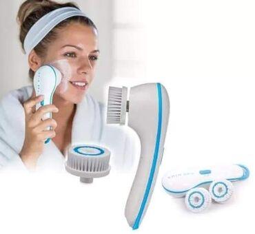 Spin Spa Facial - Rotirajuća četka za čišćenje lica i skidanje