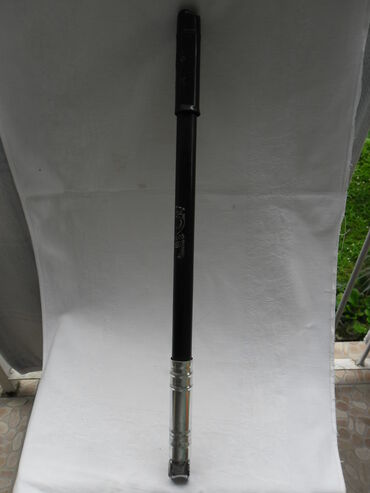 Bicikl pumpa plasticna Silca, Italy, specijalka za uzani ventil, 54 cm