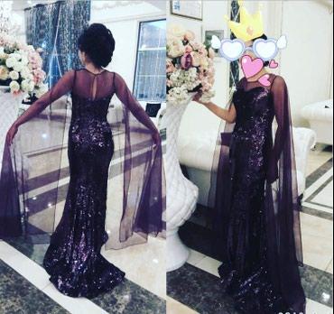 Продаю! Платье Вечерние от дизайнера в Бишкек
