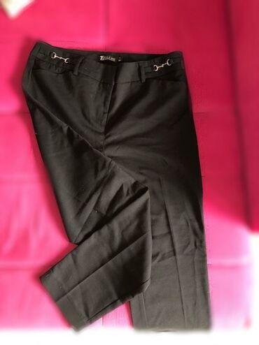 Bez pantalone broj - Srbija: Nove zneske pantalone, nenosene. Americki broj 10.  Bez ostecenja.  Za
