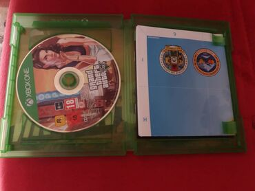 Продаю игру на XBOX-ONE. Новая.  Цена 3.000