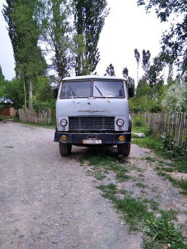маз в Кыргызстан: Маз