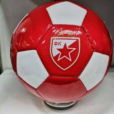 Fudbalska lopta je idelan poklon za svako deteLopta se dobija