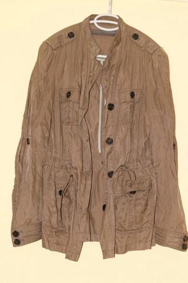 Zara jakna za prolece jesen ekstra ocuvana kao nova.materijal guzvav - Valjevo