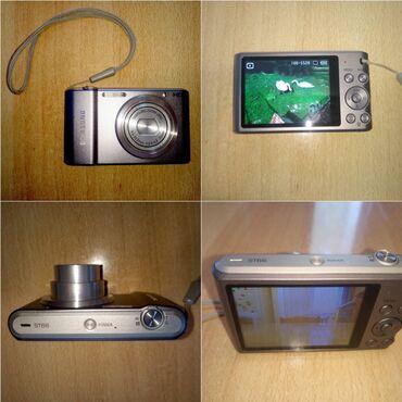 Foto i videokameri | Srbija: Fotoaparat Samsung ST6616 MPIspravan,extra ocuvan.Uz fotoaparat SD