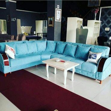 Bakı şəhərində Kunc divan, Fabrik istehsali, olcu 330x2.