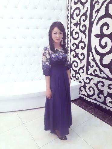 Платья - Кок-Ой: Платье из Турции, покупала за 100$. Состояние идеальное. Не пожалеете