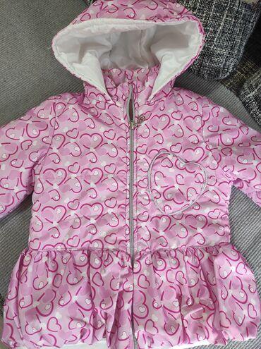 Dečije jakne i kaputi - Vrsac: Decija jakna kao nova velicina 4