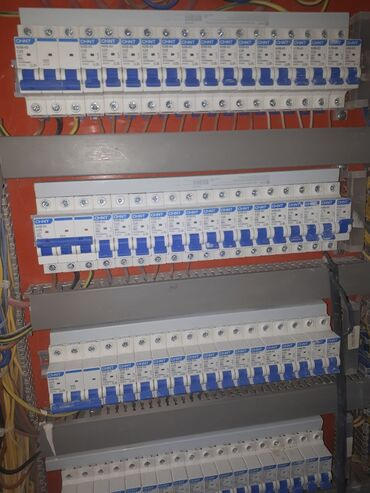 Электрик | Установка люстр, бра, светильников, Прокладка, замена кабеля