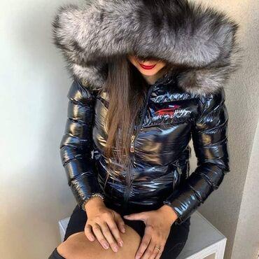 Prelepe tople jakne sa krznom na kapuljaci