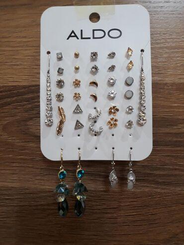 Серьги - Кыргызстан: Продаю сережки новые. Покупала в Дубаи. Продаю все вместе. По отдельно