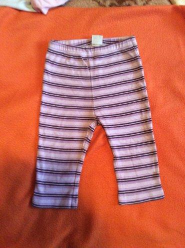 Ocuvane pantalonice za bebu 6 meseci - Belgrade